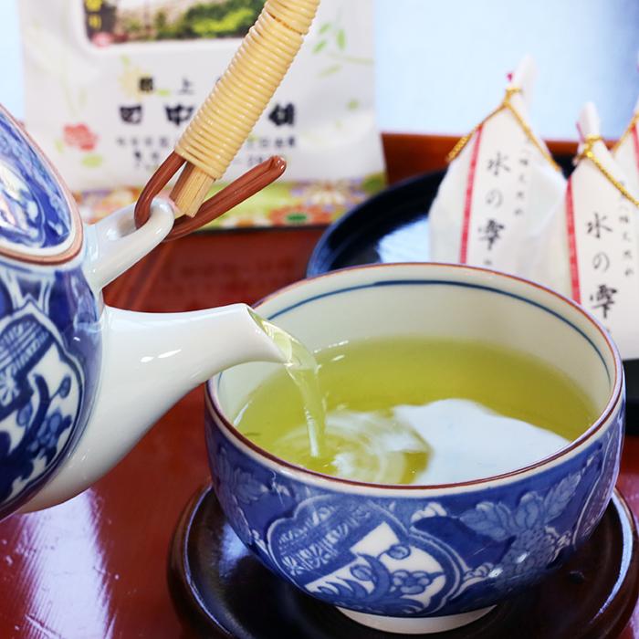 田中茶舗の上煎茶