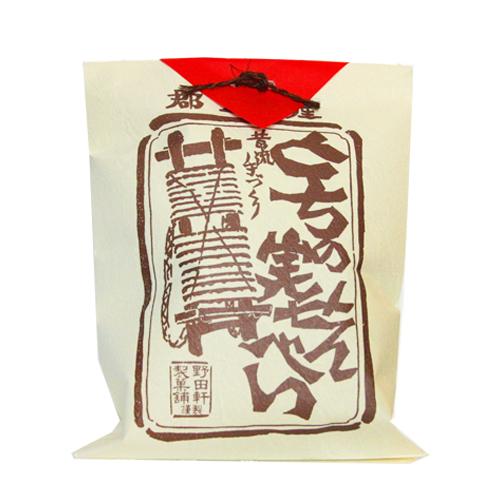 とちの実せんべい(野田軒製菓)